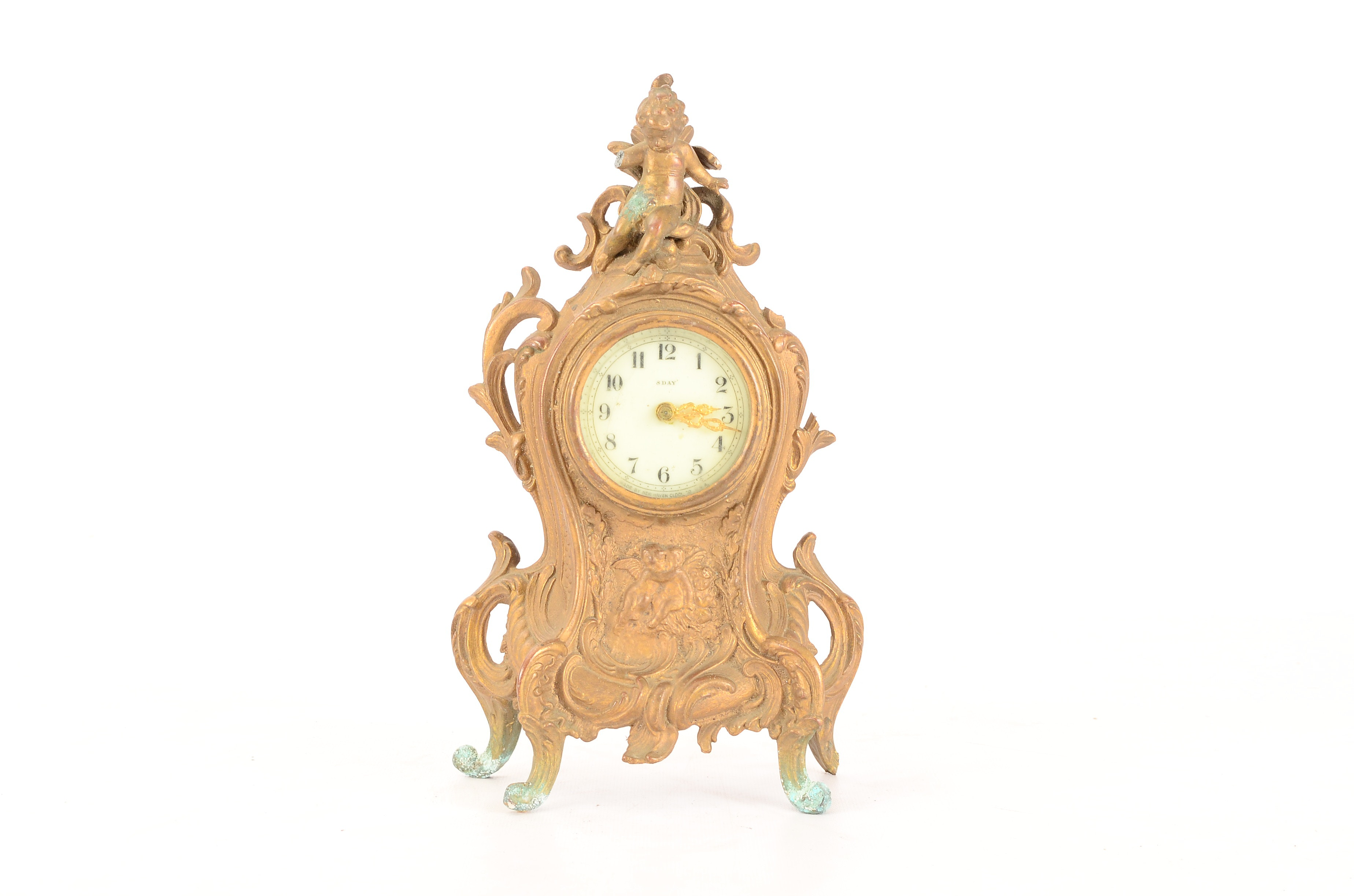 Haven Eight Day Clock