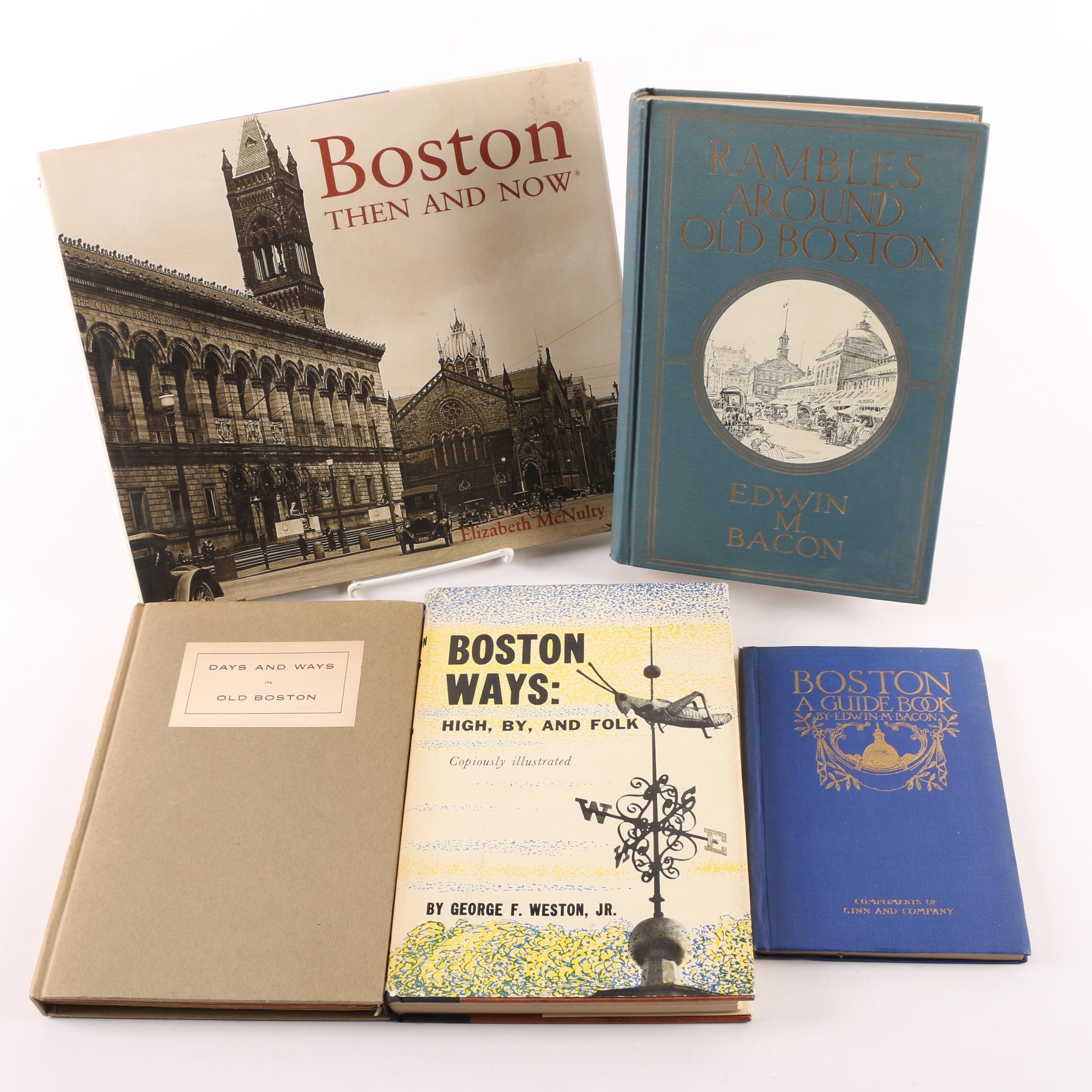 Five Books on Boston