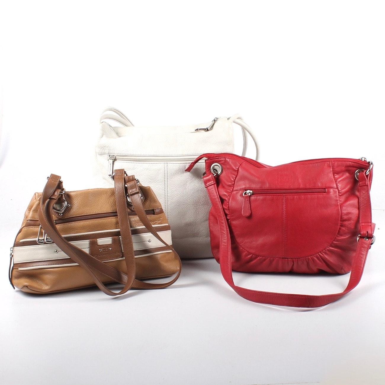 Genuine Leather Handbag Collection