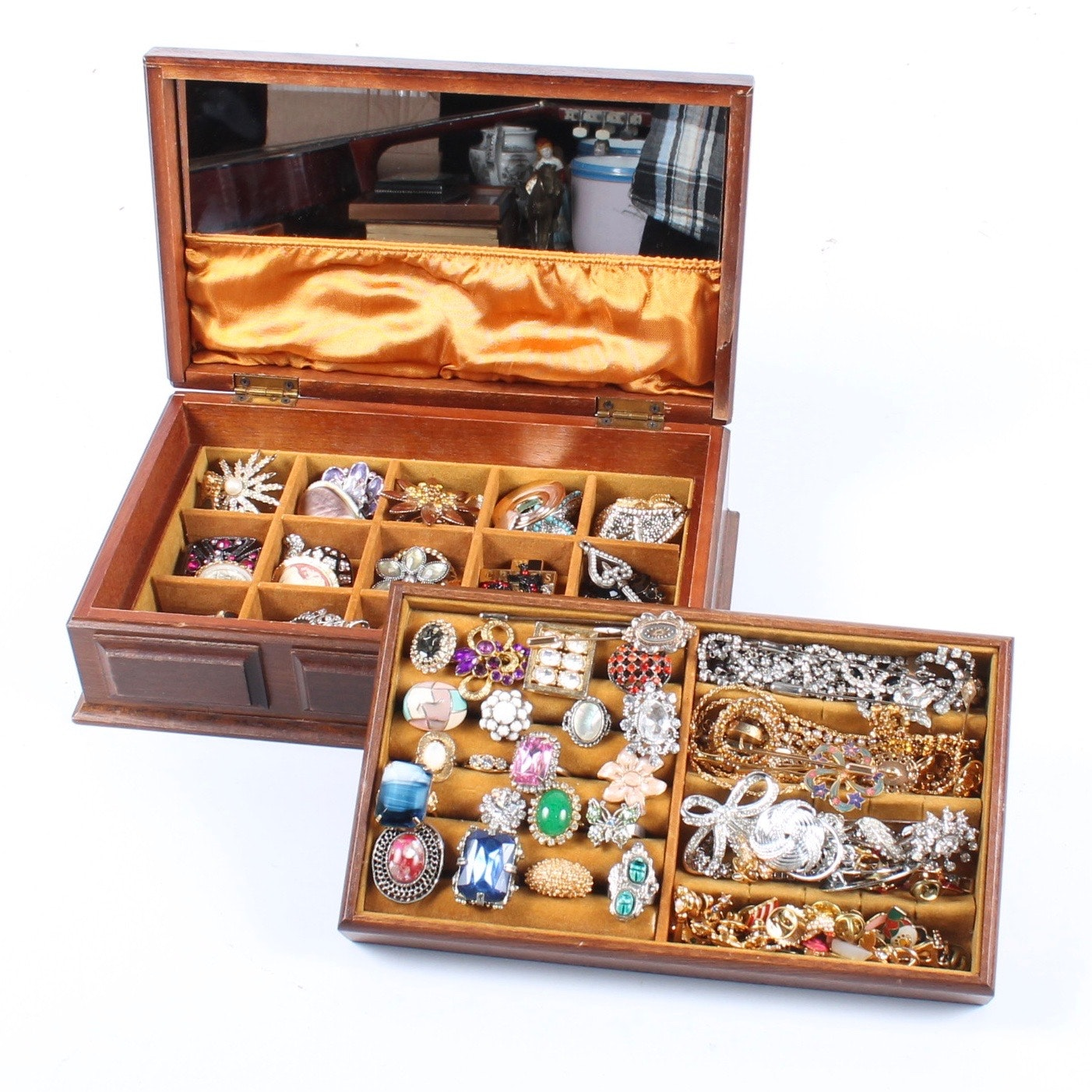 Eclectic Costume Jewelry Assortment