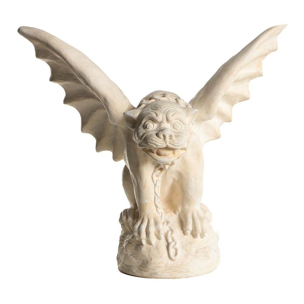 Ceramic Sculpture of Gargoyle