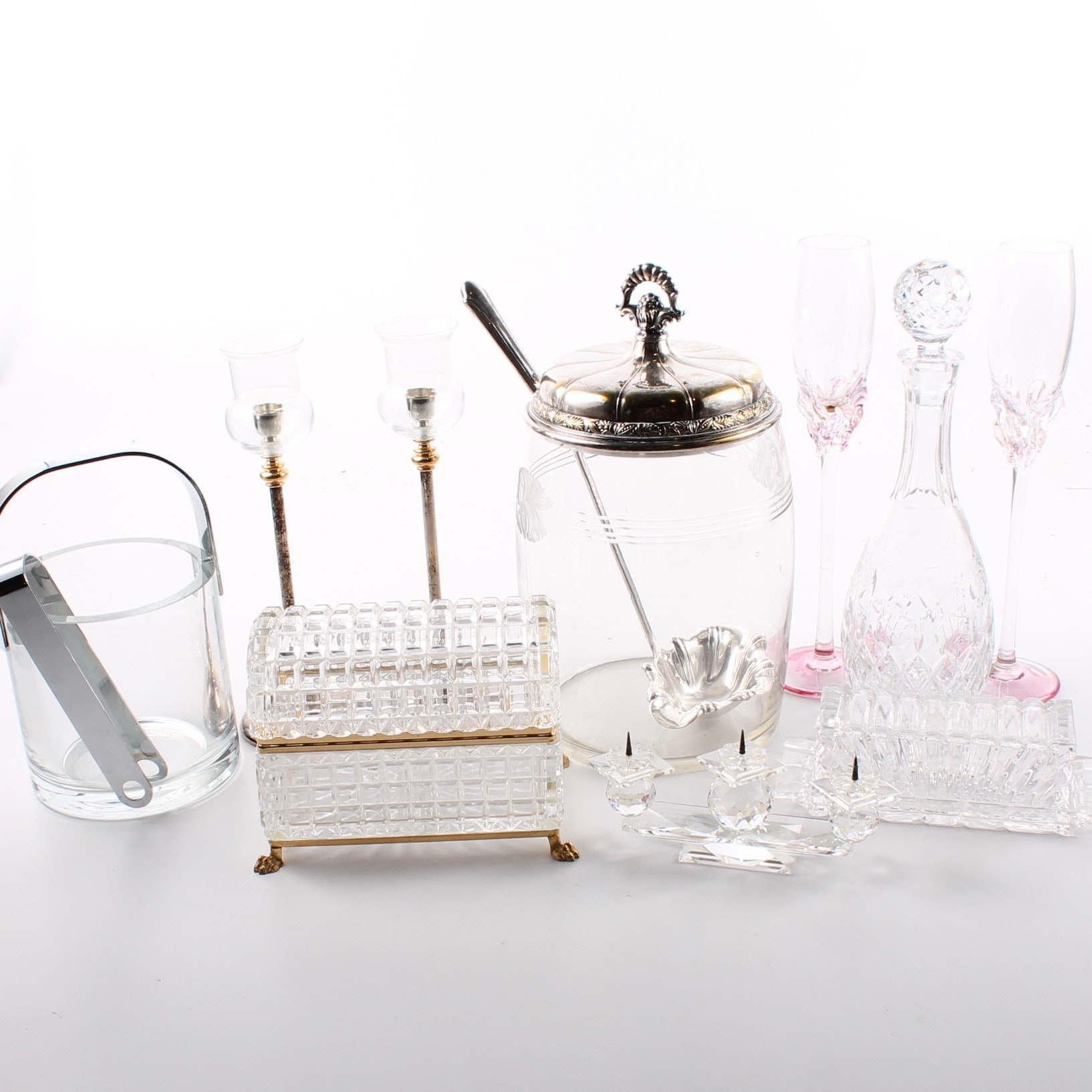 Glass and Crystal Tableware Collection