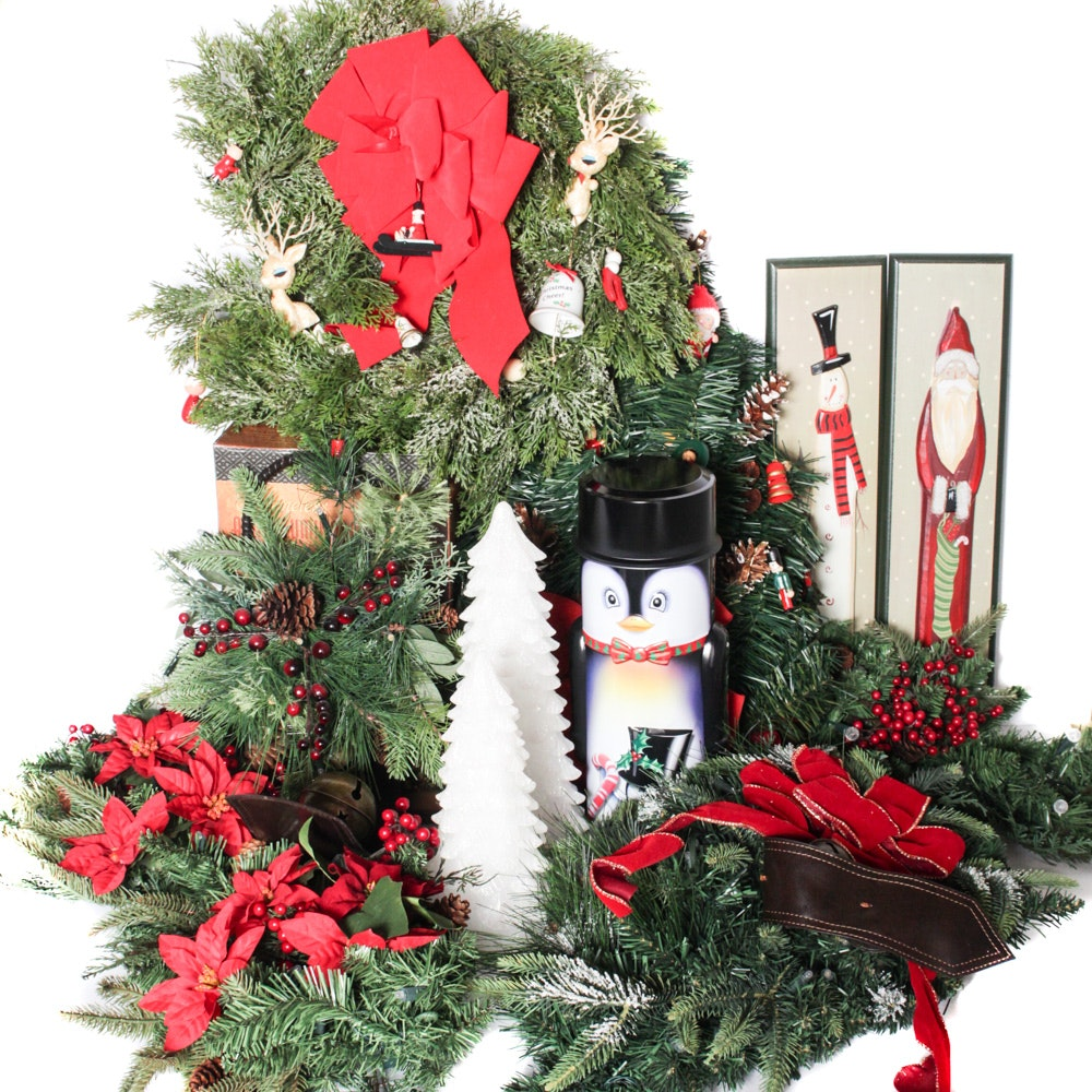Christmas Seasonal Home Decor