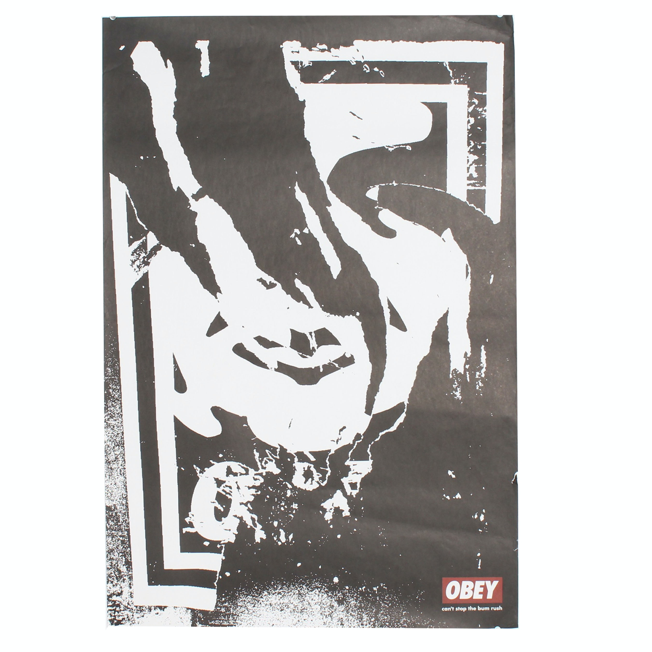 "Shepard Fairey ""Obey"" Poster"