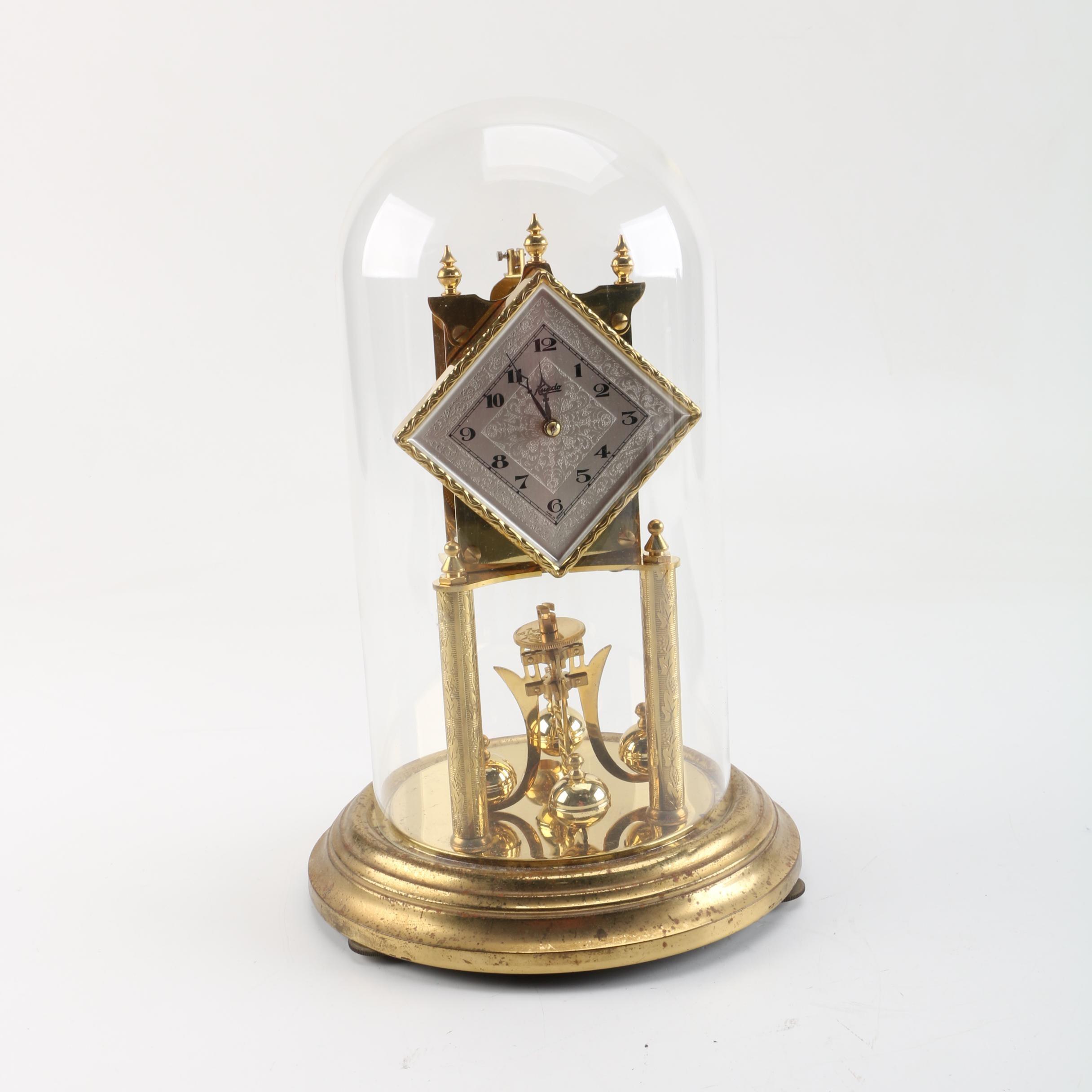 """Kieninger & Obergfell """"Kundo"""" Anniversary Clock"""