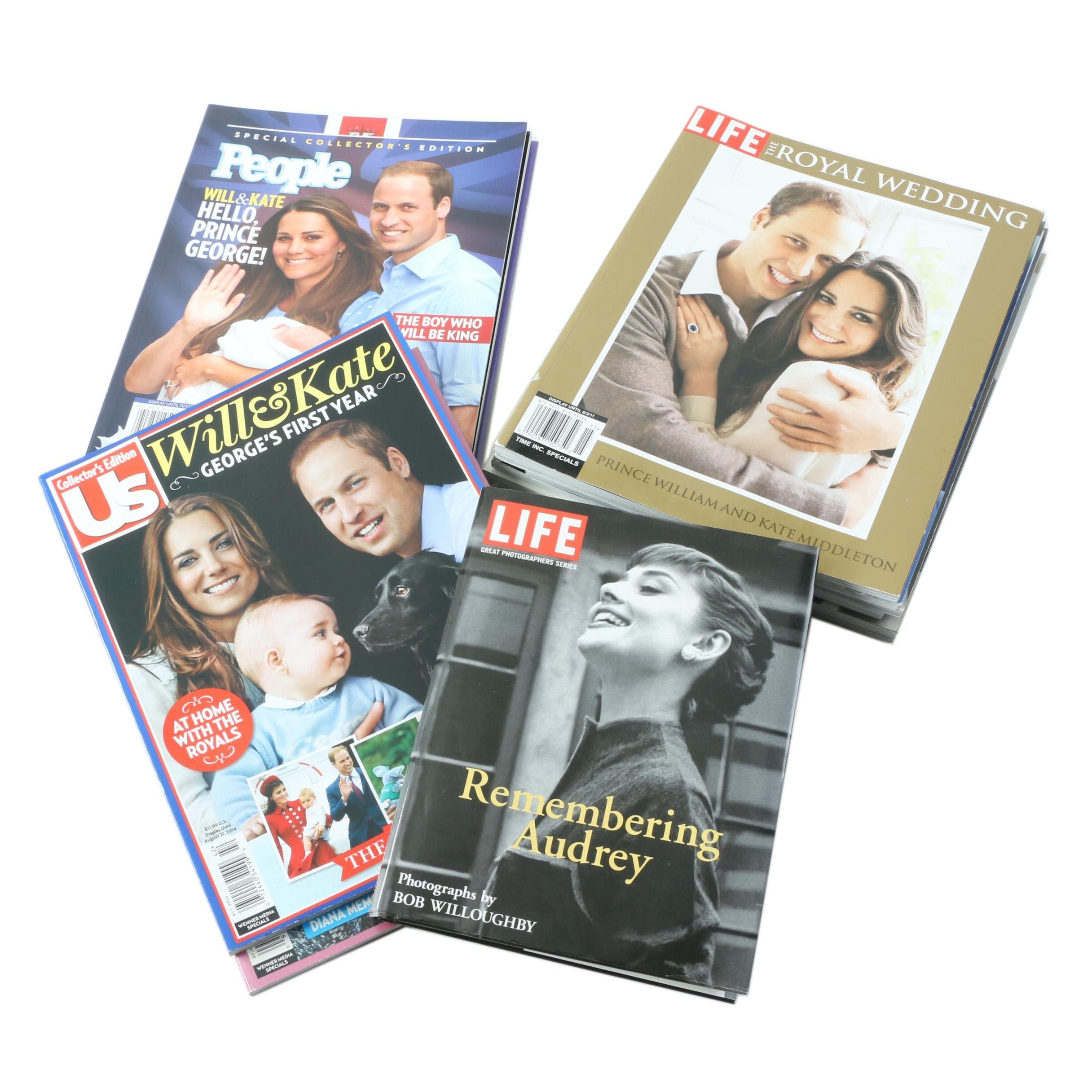 "Commemorative ""Life"" Magazines"