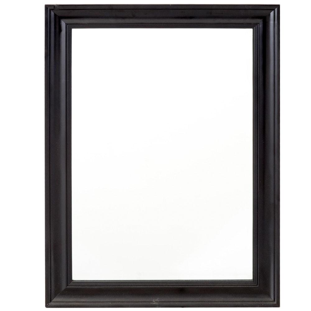 Wood Frame Wall Mirror