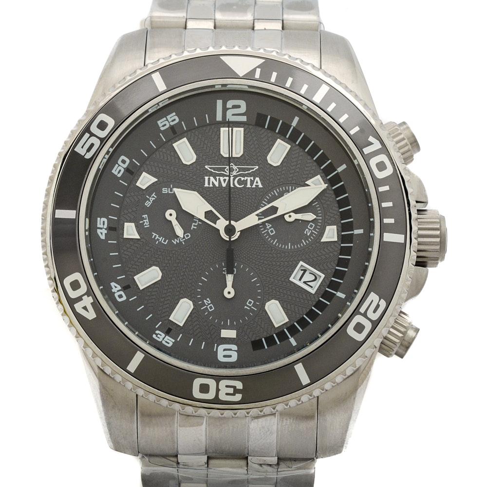 Invicta Pro Driver Wristwatch Model 24653