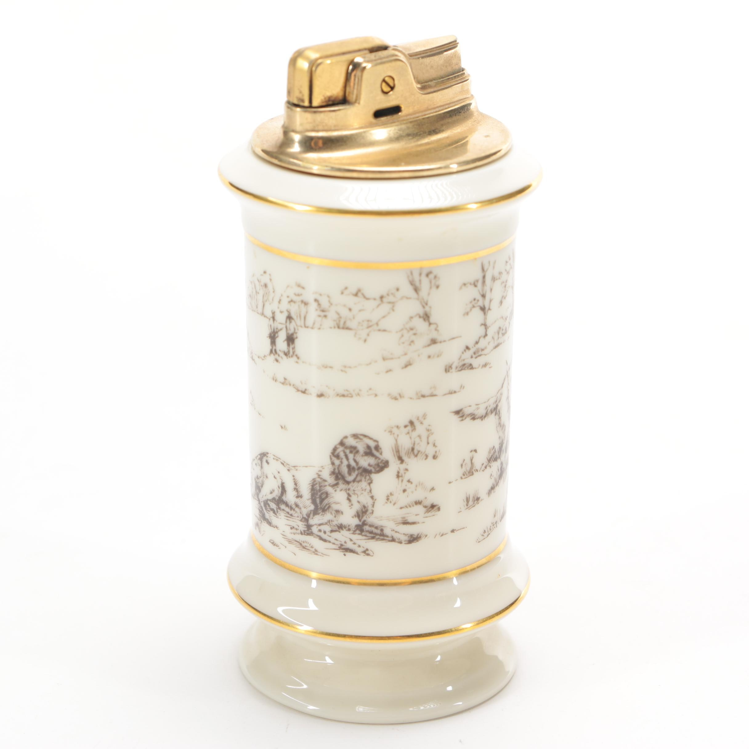 Lenox Porcelain Lighter