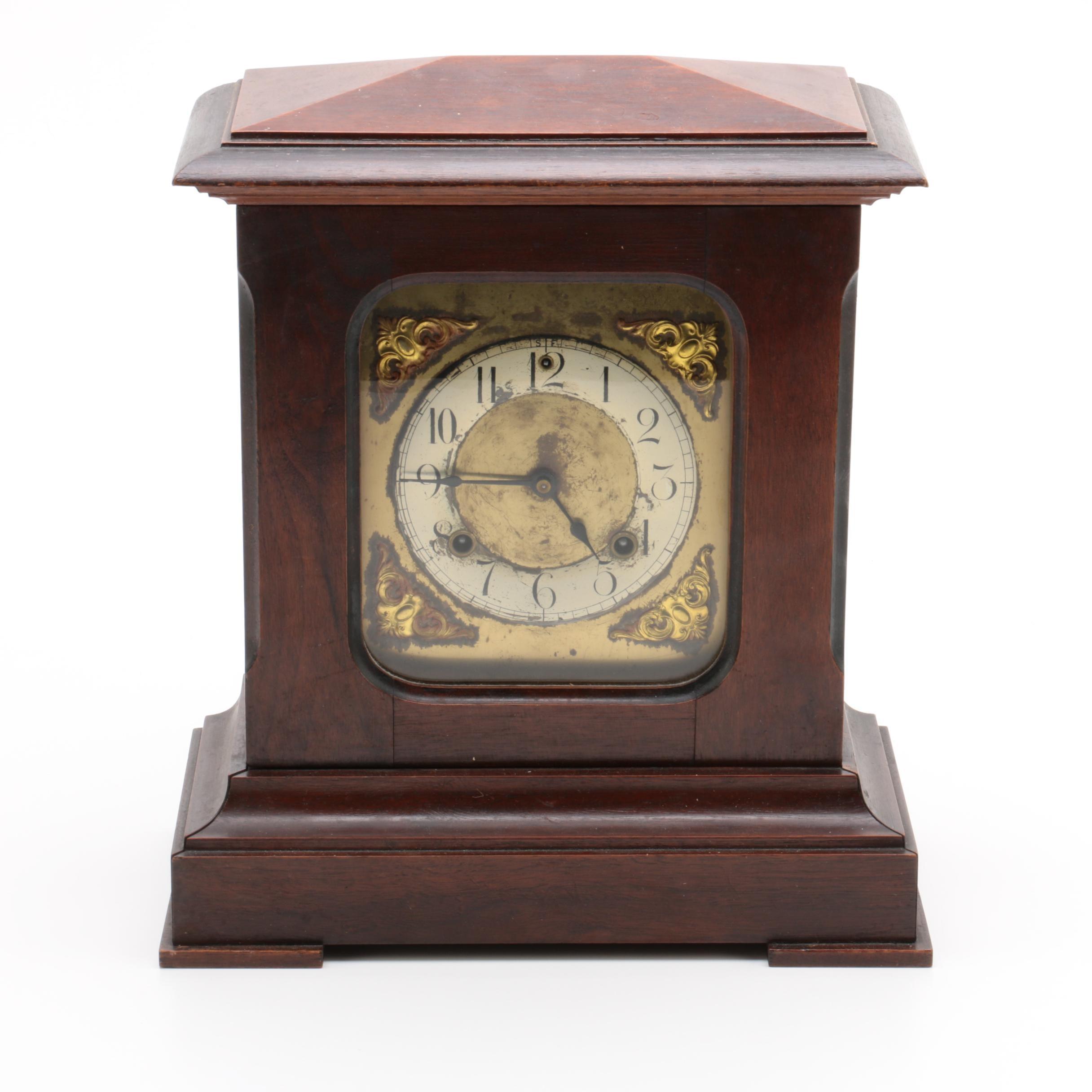 Ansonia Wooden Mantel Clock