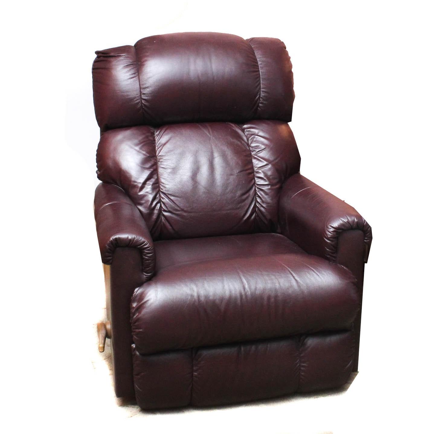 Leather La-Z-Boy Recliner