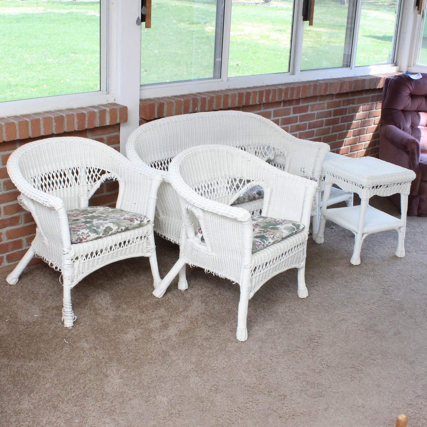 Wicker Style Patio Furniture