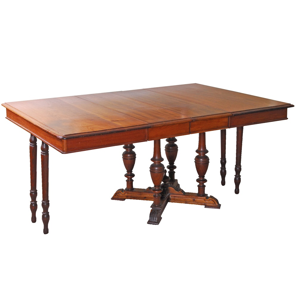 Vintage Cherry Dining Table
