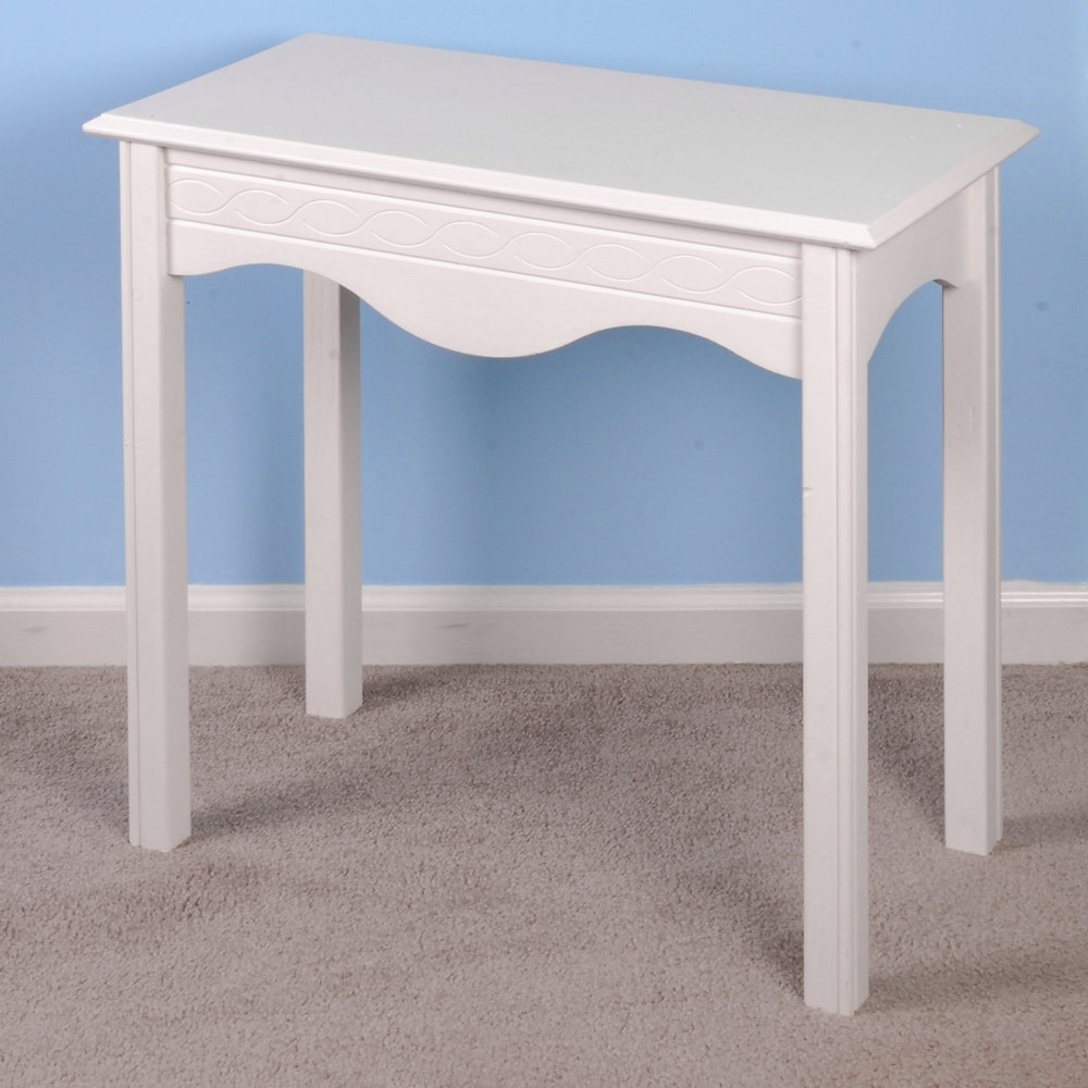 Accent Table by Mastercraft