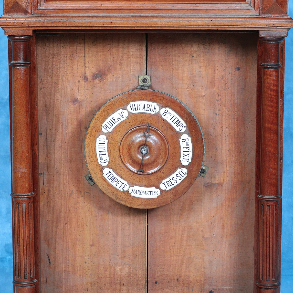 Antique French Wall Barometer