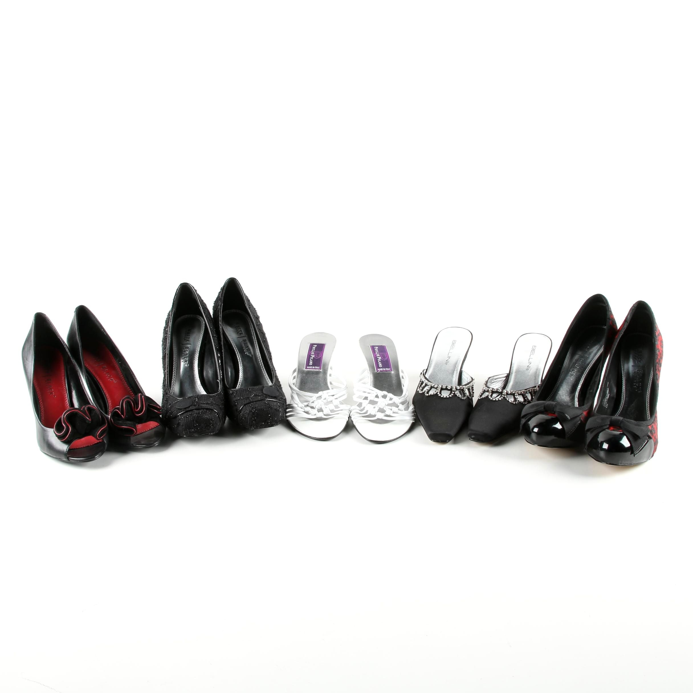 Women's Heels Including Bellini and White House Black Market