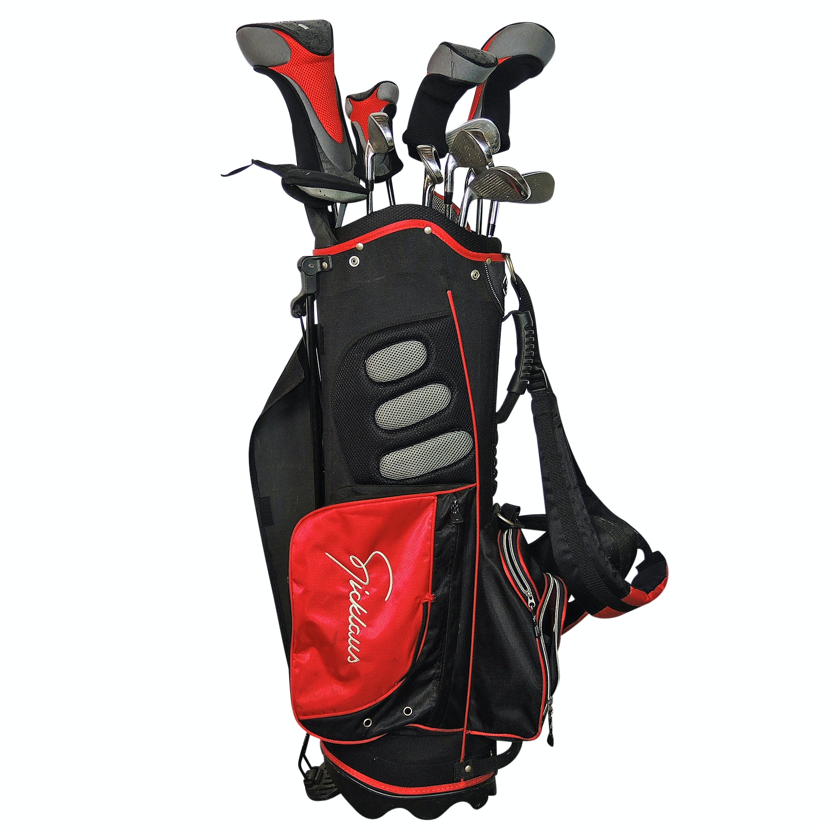 Nicklaus Signature Series Golf Club Set with Bag