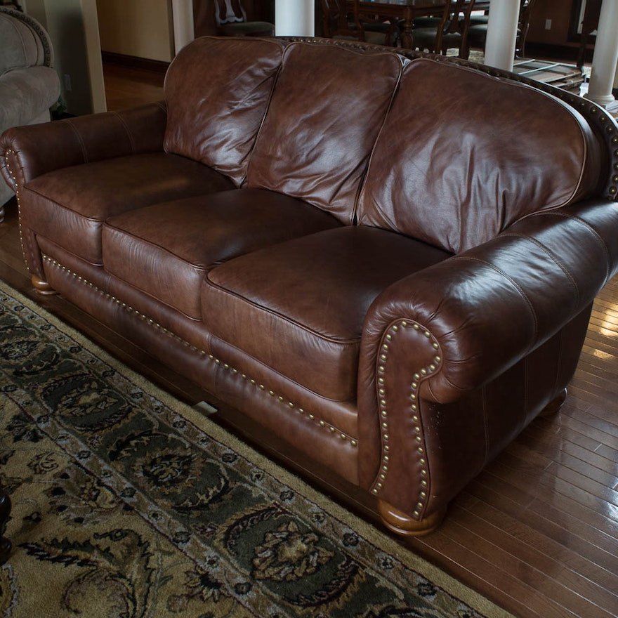 Lane Leather Sofa Lane Leather Sofa Thesofa