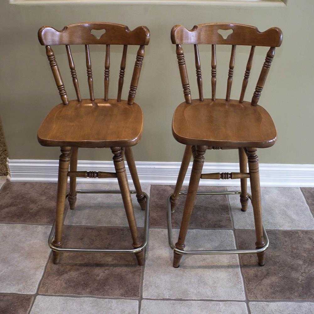 Farmhouse Style Barstools