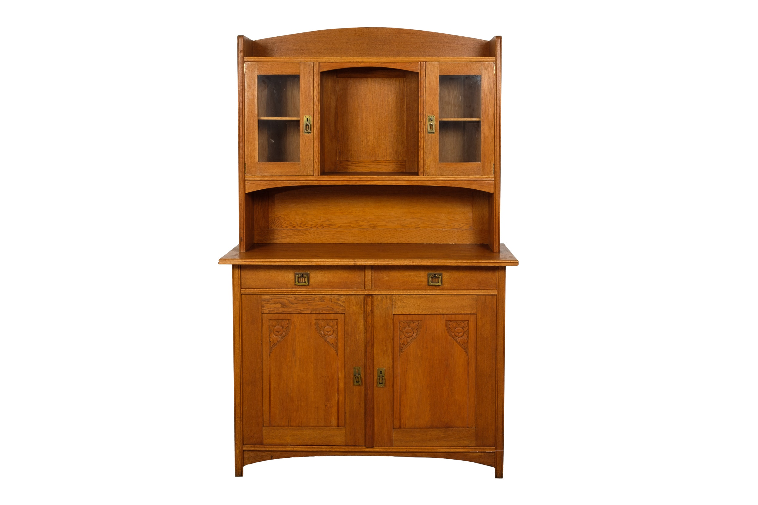 Wirserums Nya Möbelfabrik Cabinet with Hutch