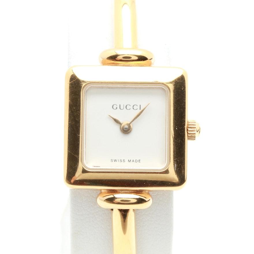 16d14bac95c Gucci Swiss Made Wristwatch   EBTH