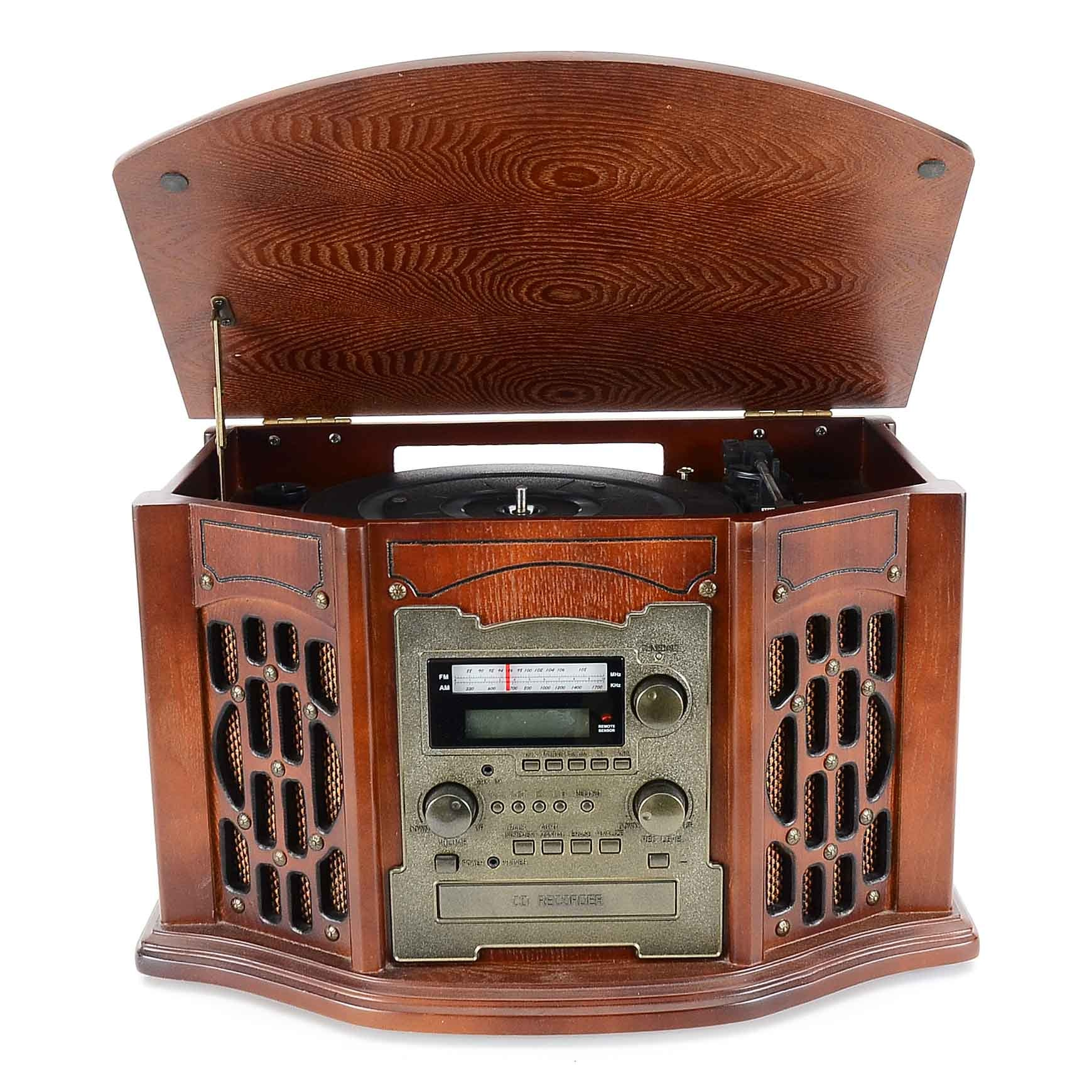 Vintage Style Stereo System