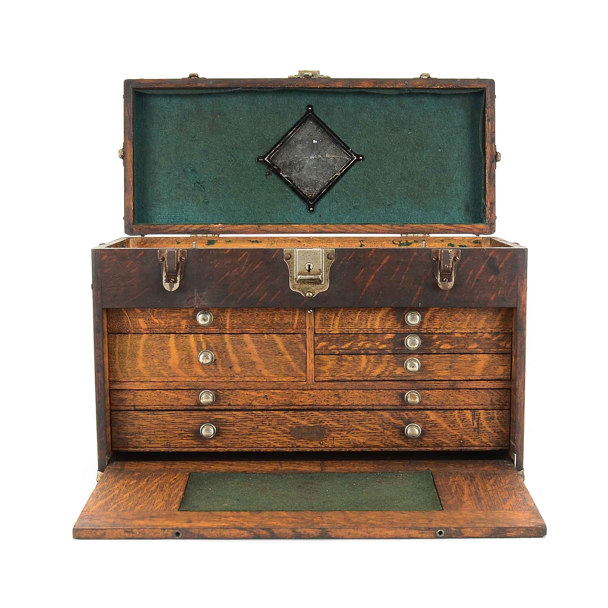 Vintage Gerstner and Sons Machinist Chest