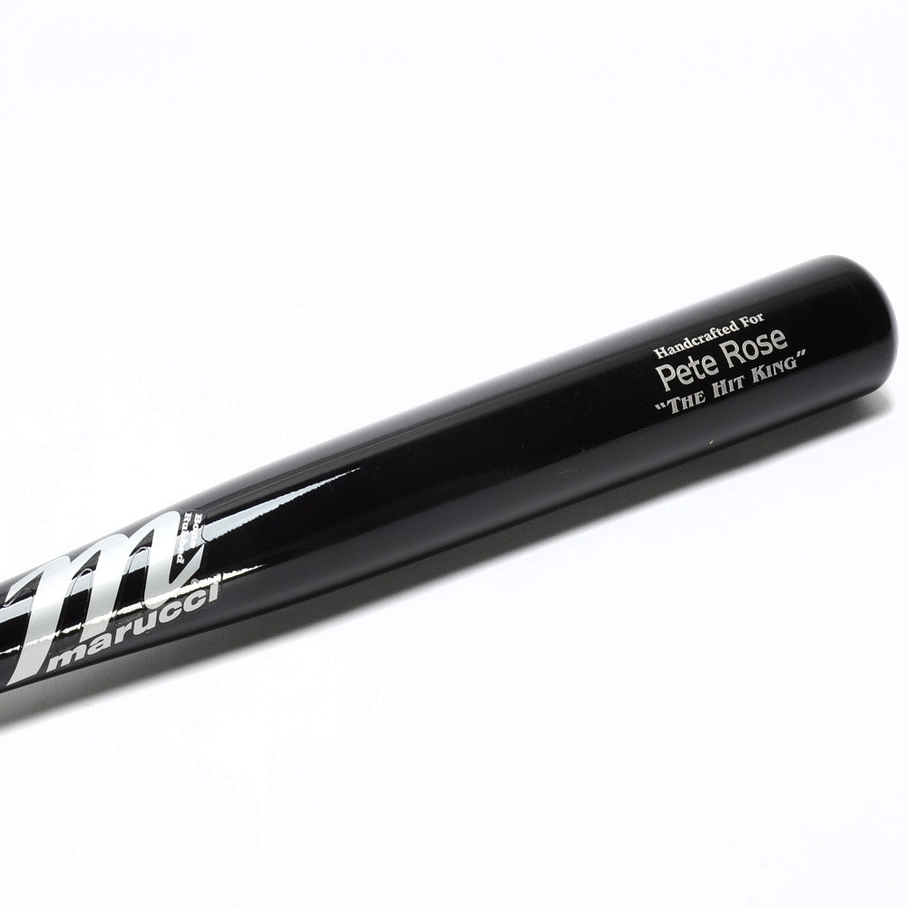 "Pete Rose ""The Hit King"" Marucci Baseball Bat"
