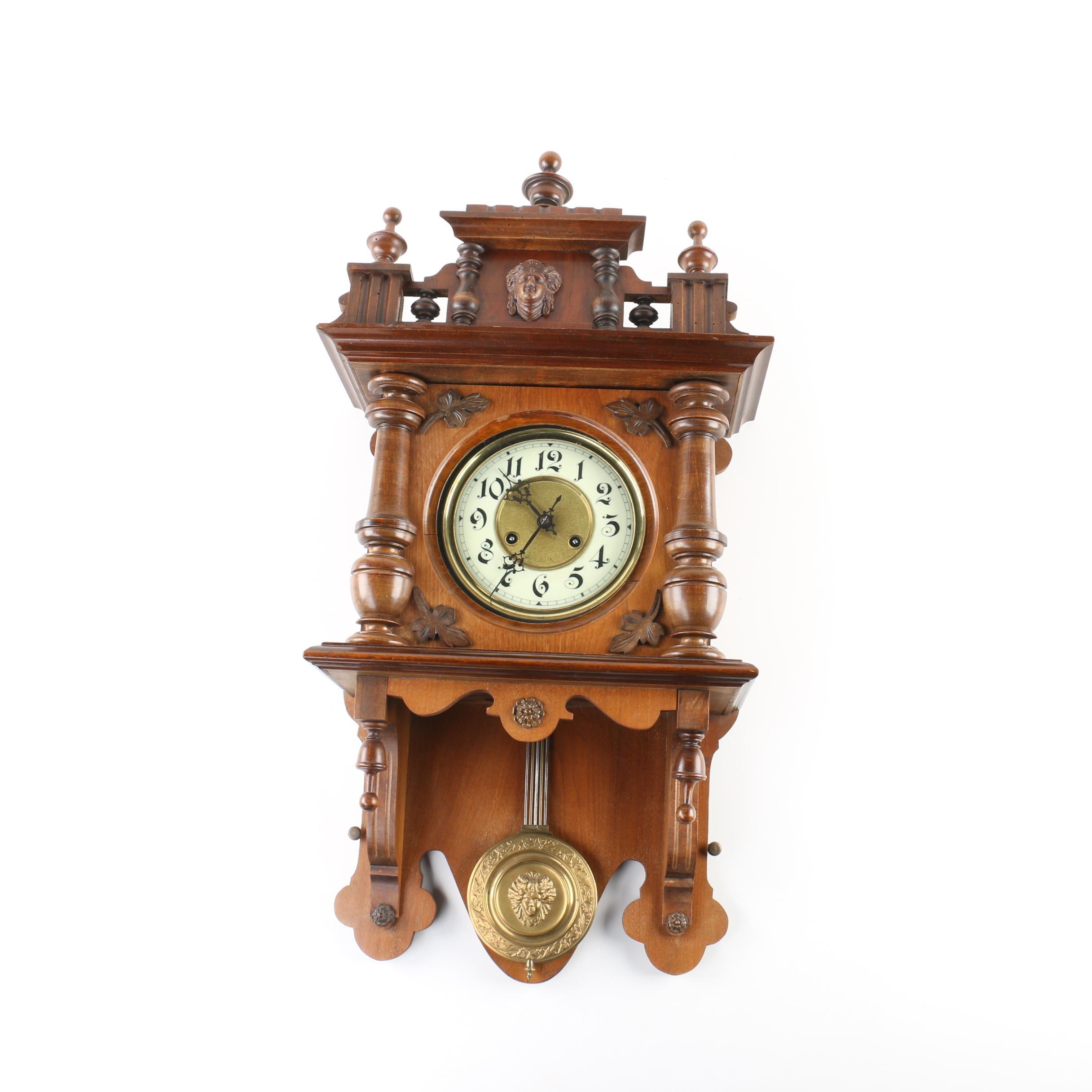 German Style Pendulum Wall Clock