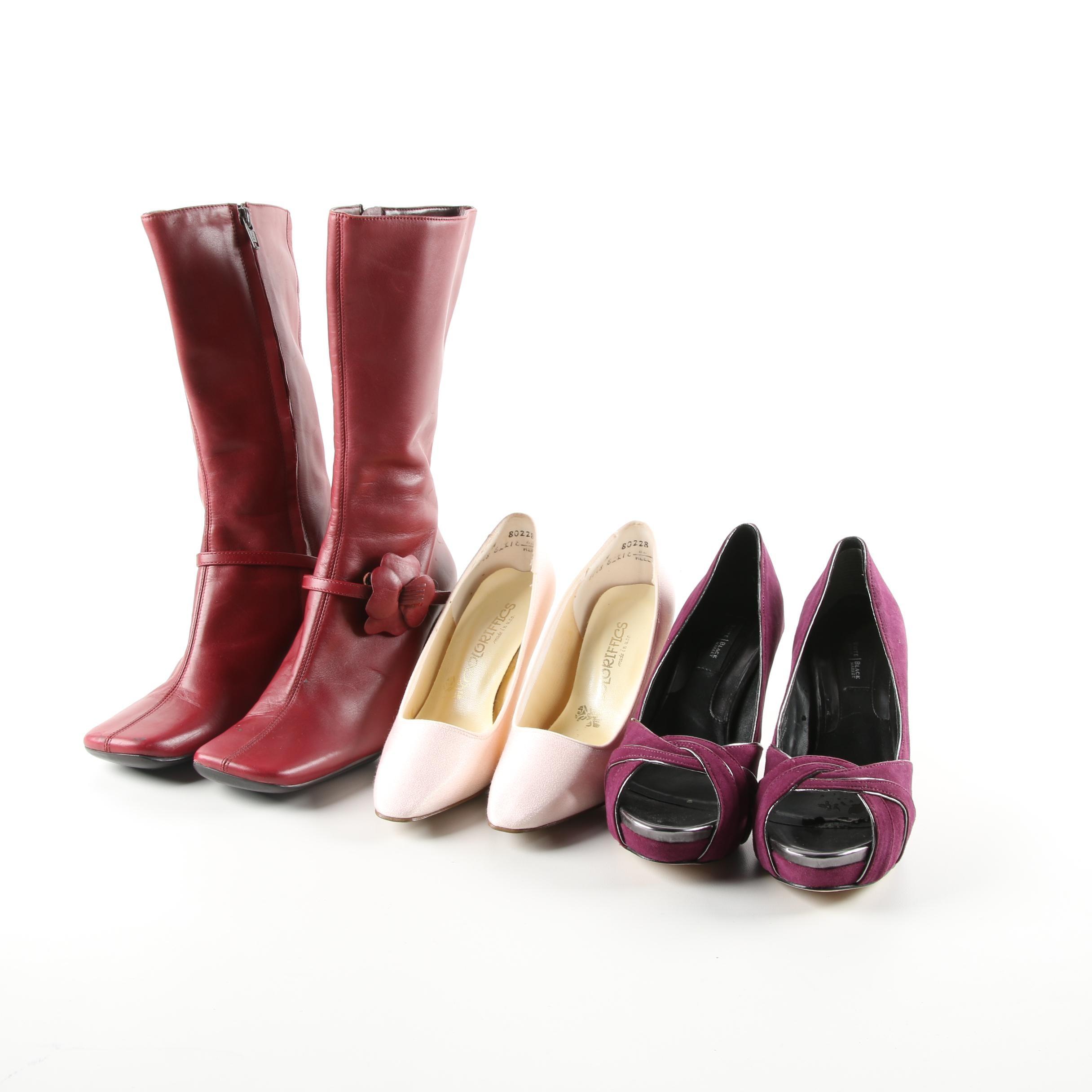 Women's Shoes Including White House Black Market Heels