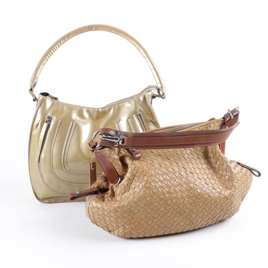 Tano And Van Eli Leather Handbags