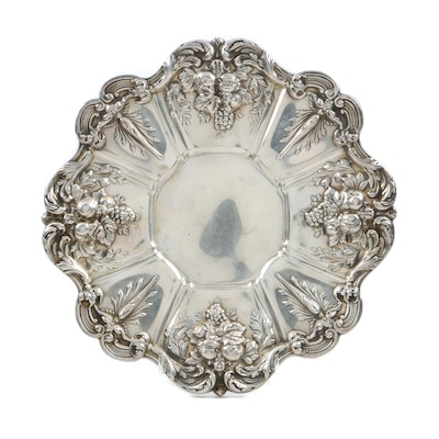 """Reed & Barton """"Francis I"""" Sterling Silver Serving Tray"""