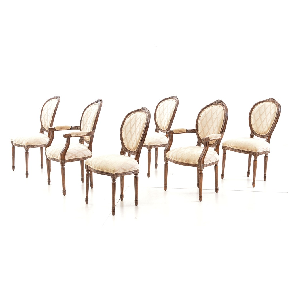 Louis XV Style Dining Chairs by Colony Original