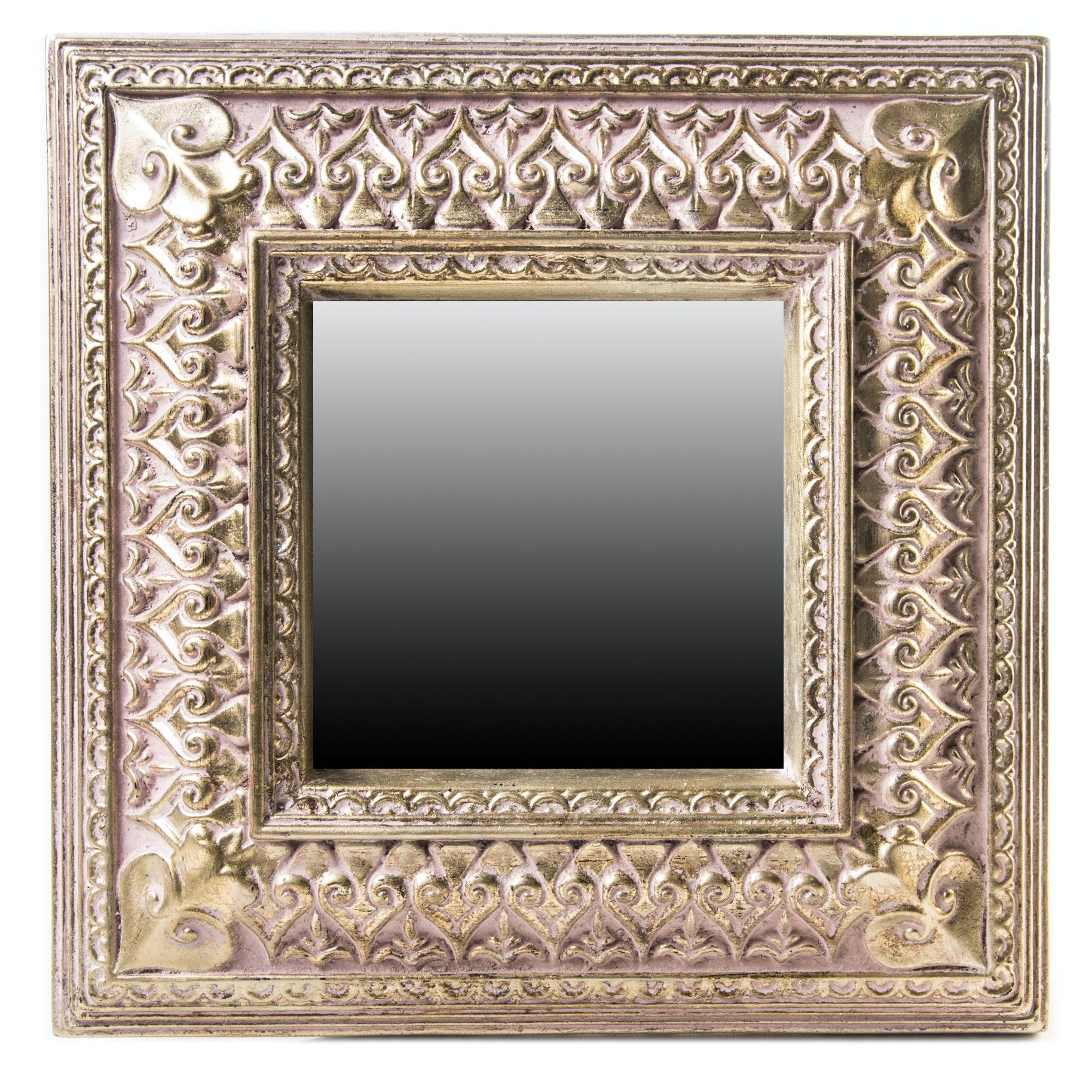 Ornate Accent Mirror