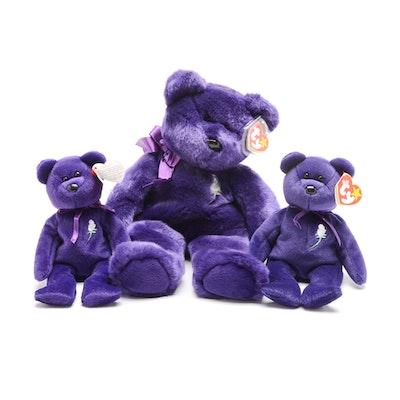 Princess Diana Ty Beanie Buddy and Beanie Babies a3452e30f7d4