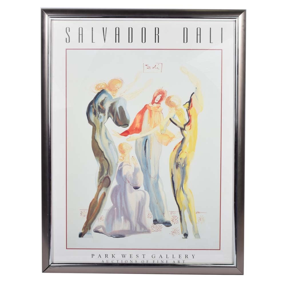 Park West Gallery Offset Lithograph Poster