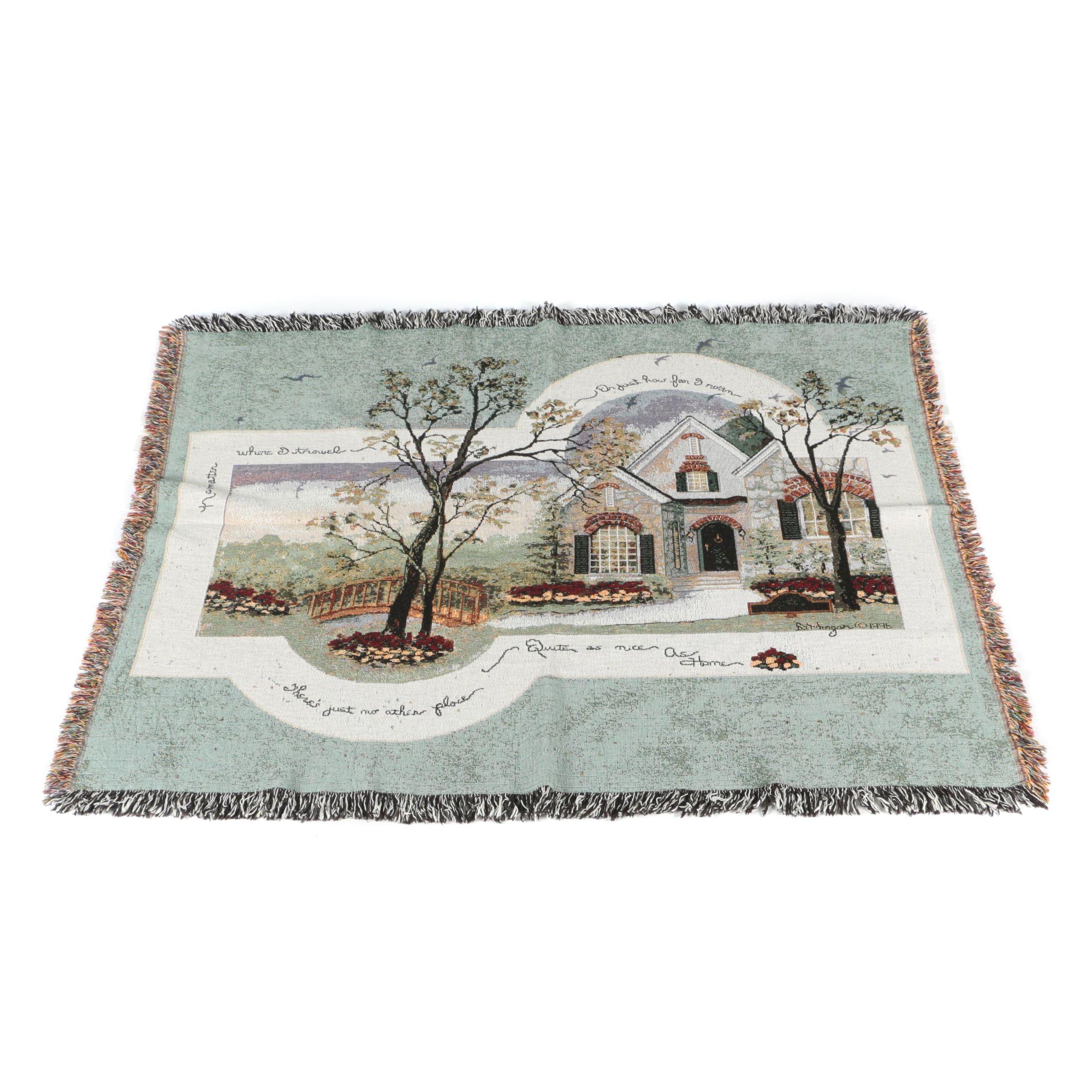 D. Morgan Tapestry Throw