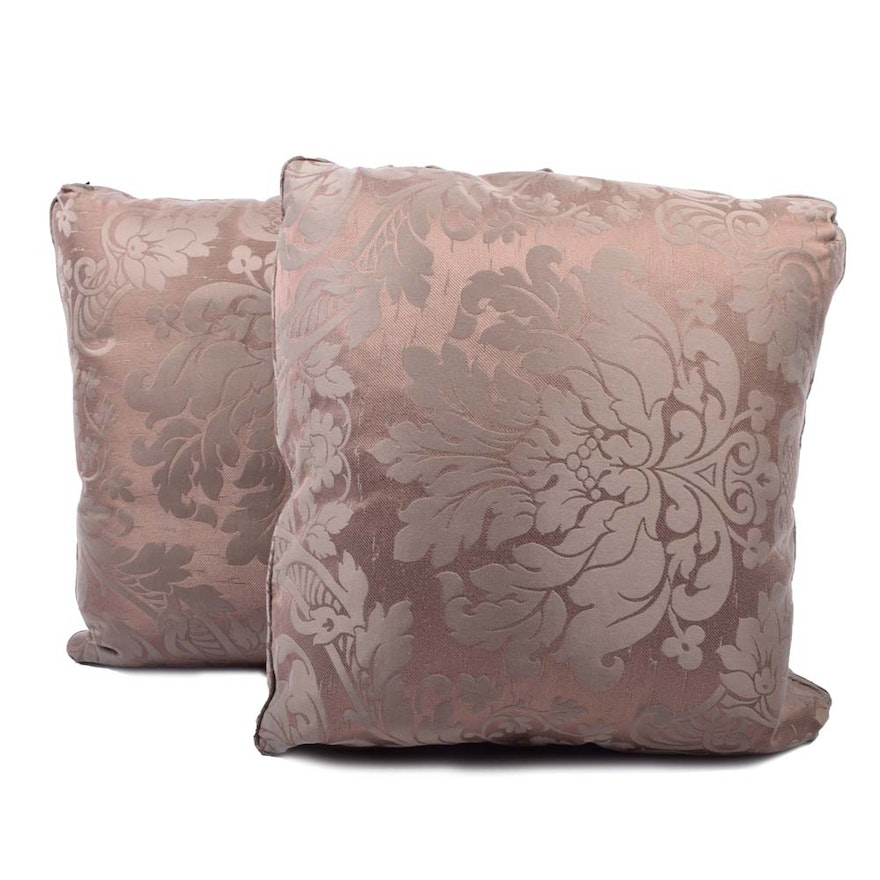 FeatherFilled Throw Pillows EBTH Simple Riverdale Decorative Pillows