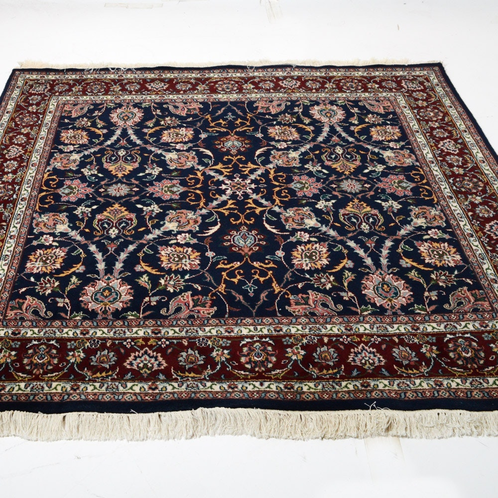 Hand-Knotted Indo-Persian Tabriz