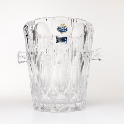German Beyers Crystal Wine Chiller