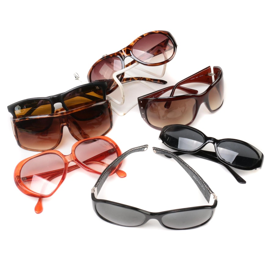 607dec3fbc Prescription and Nonprescription Sunglasses Including Michael Kors and  Vogue   EBTH