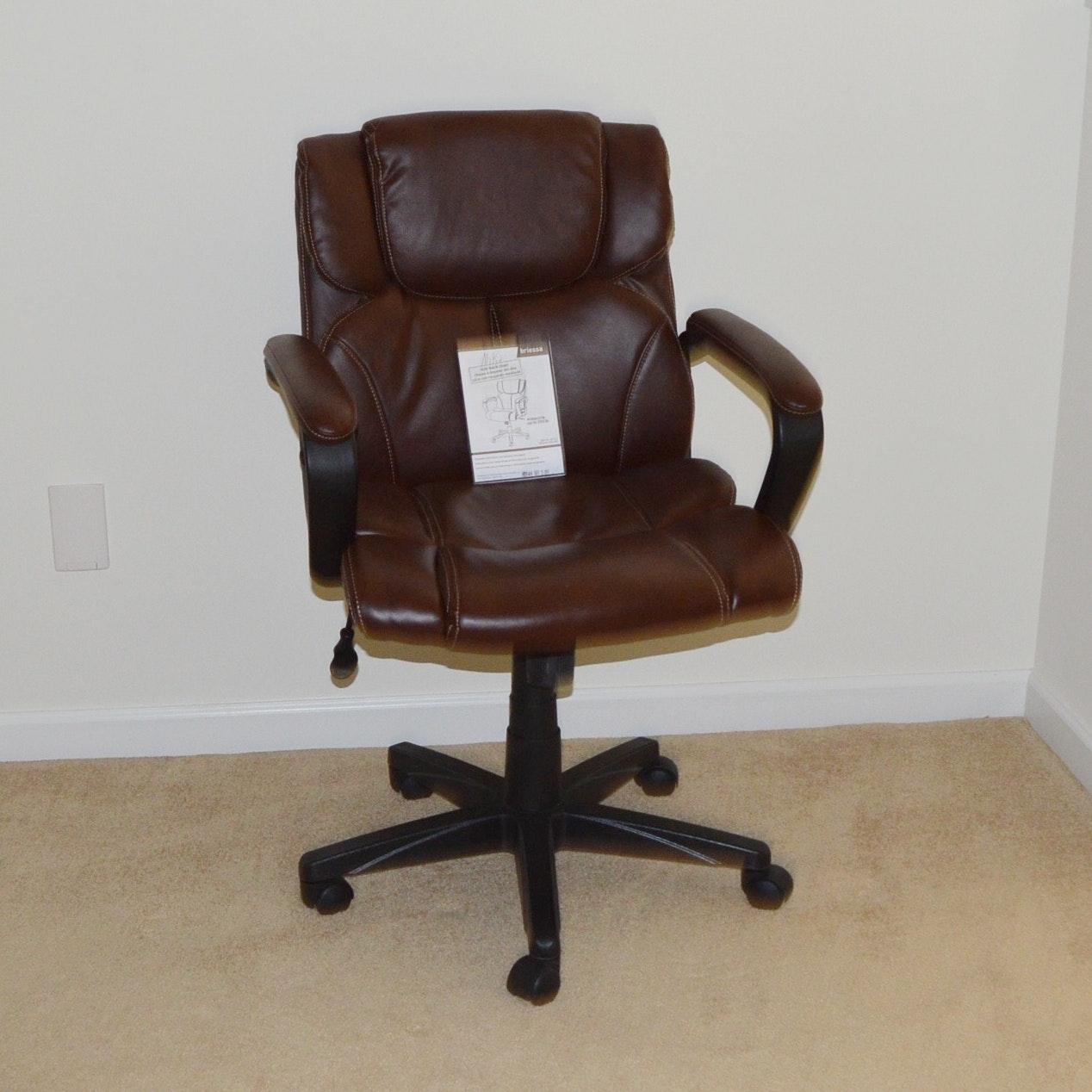 """Office Depot """"Briessa"""" Chair"""