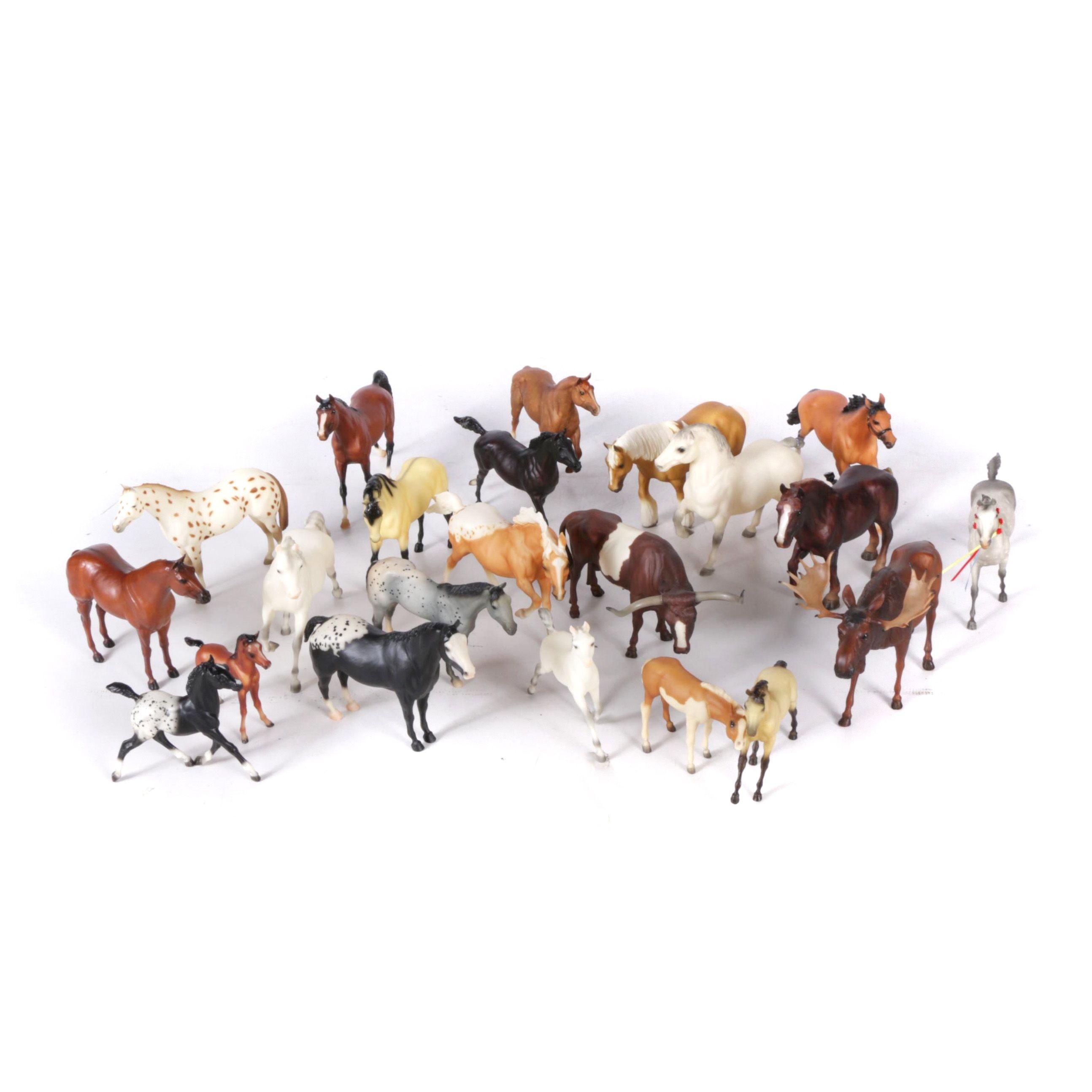Breyer Horse Figures