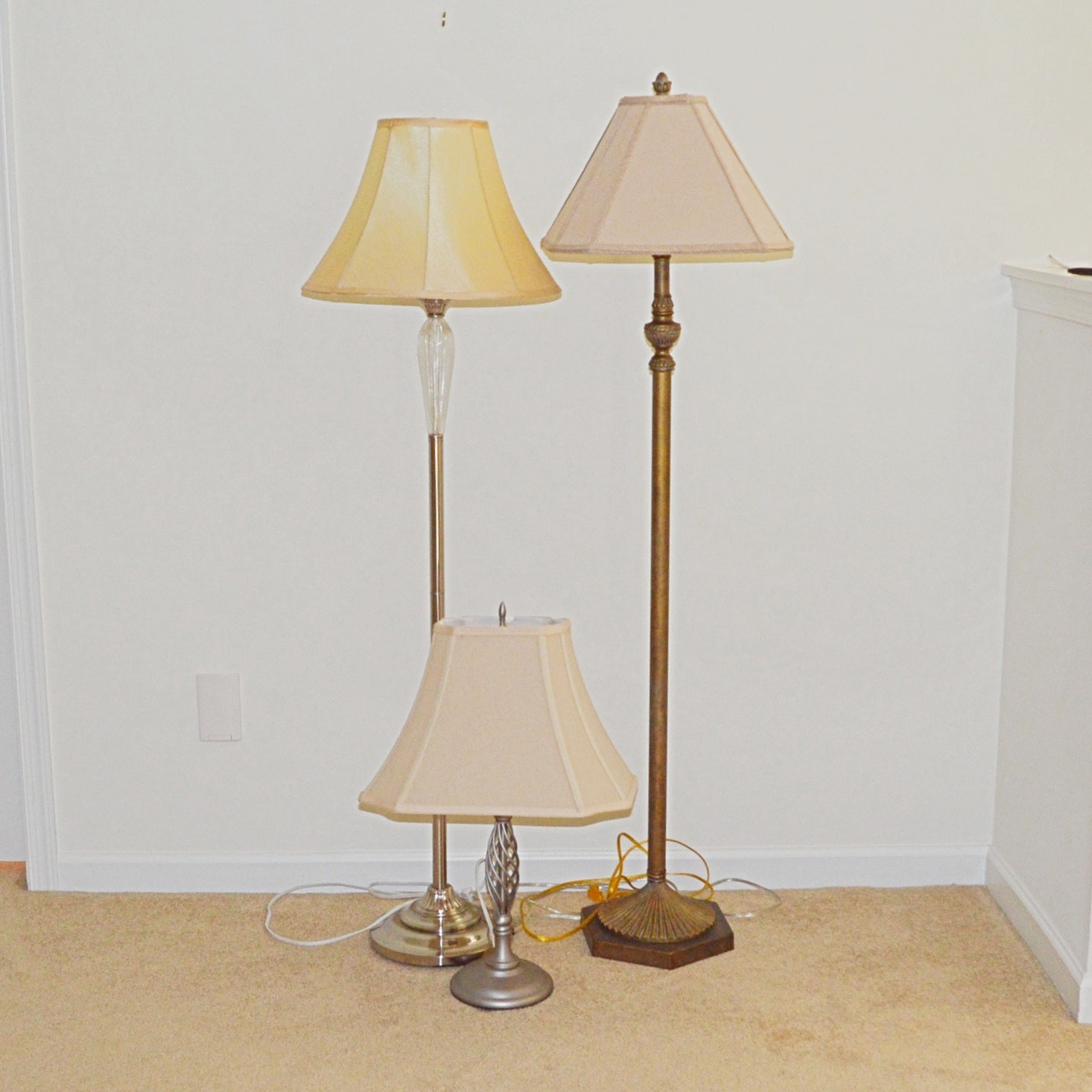 Grouping of Lamps