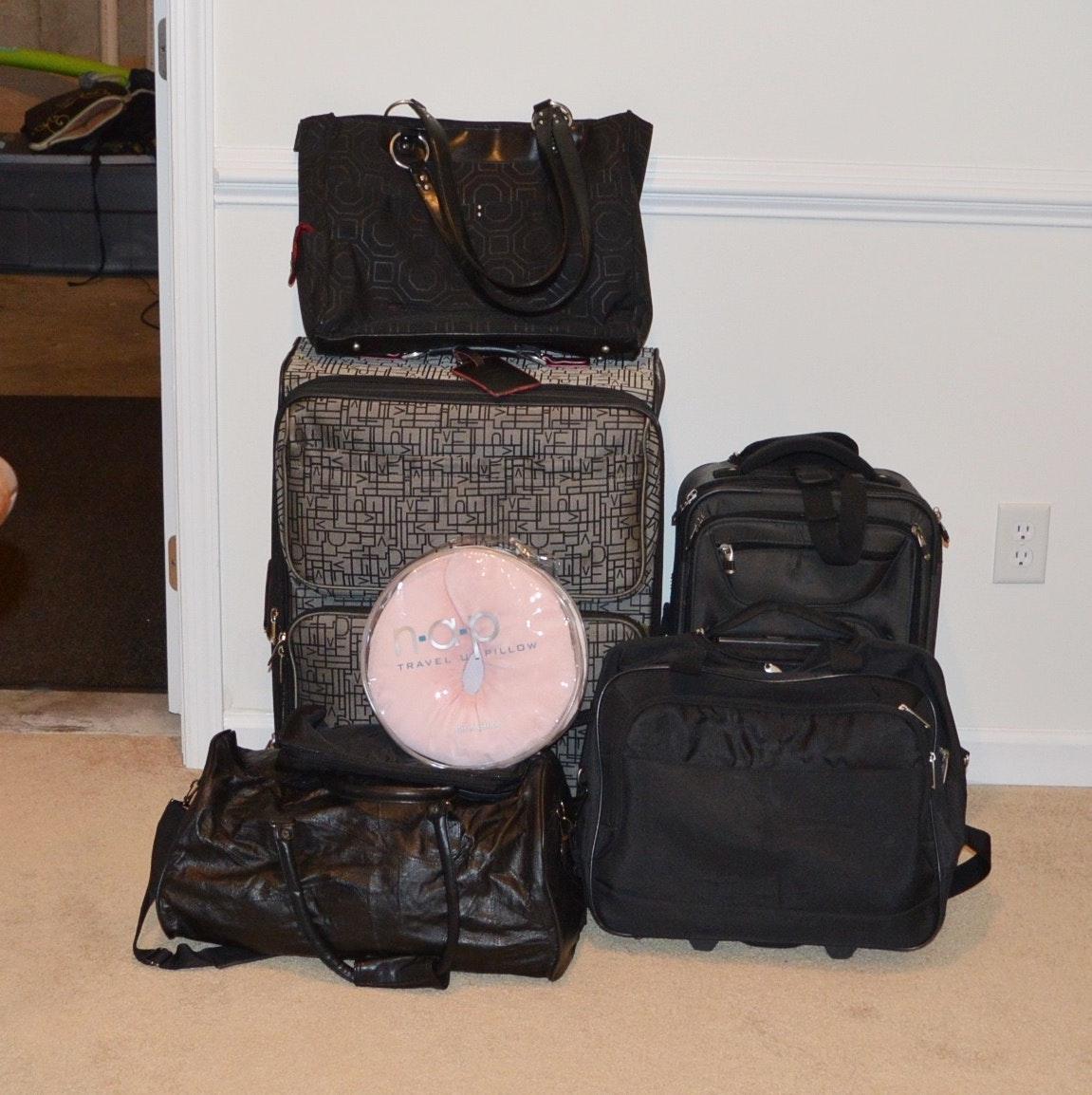 Diane Von Furstenberg for Randa Luggage Designed Case and More