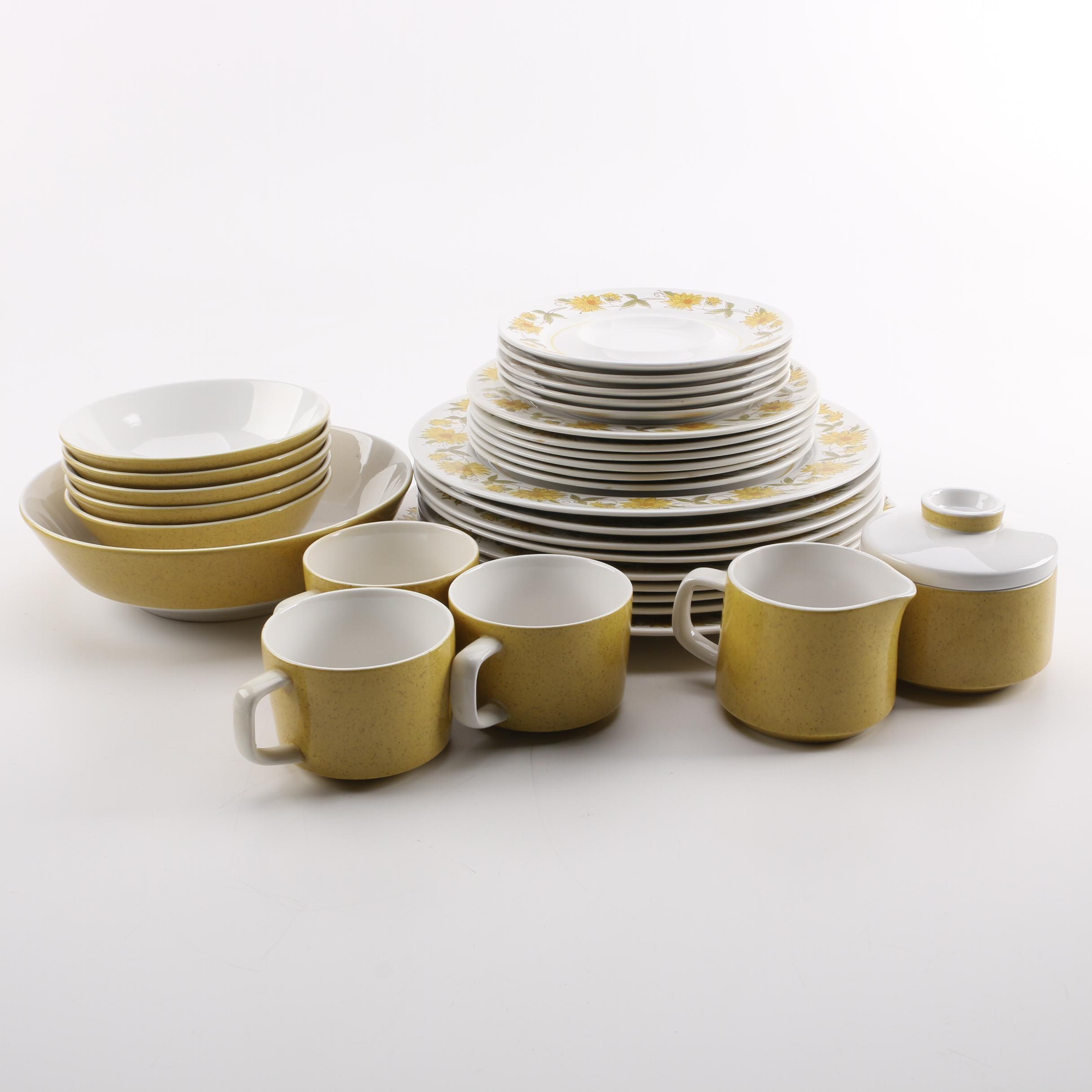 "Mikasa Mediterrania ""Caracas"" Dinnerware and Serving Dishes"