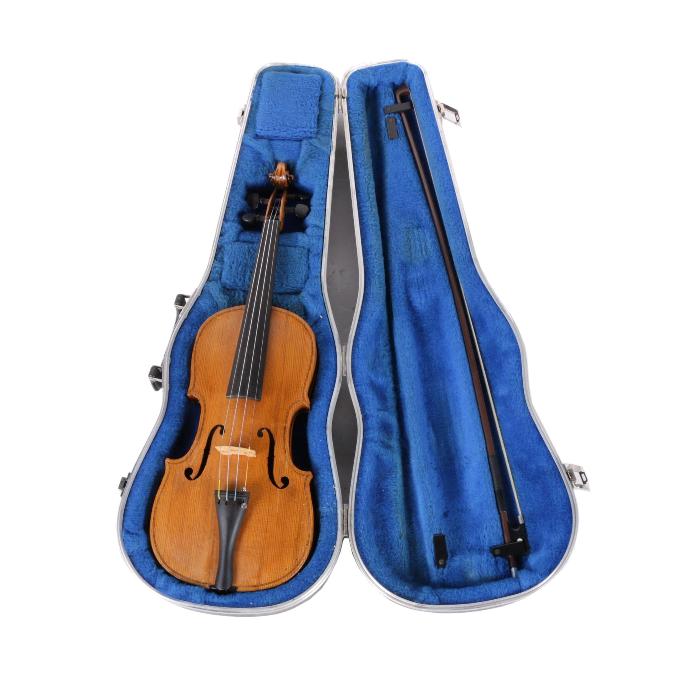 Schoenbach 4/4 Violin Outfit