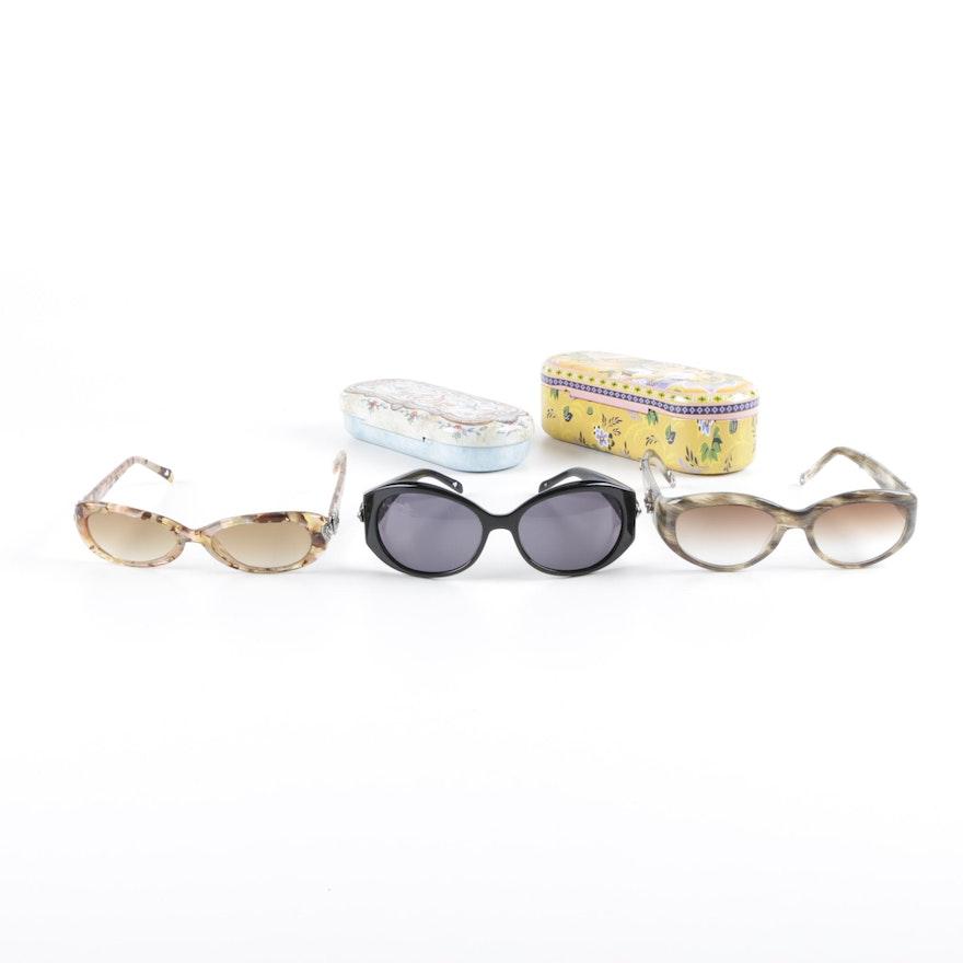 5dce3b022e3 Brighton Sunglasses and Cases   EBTH