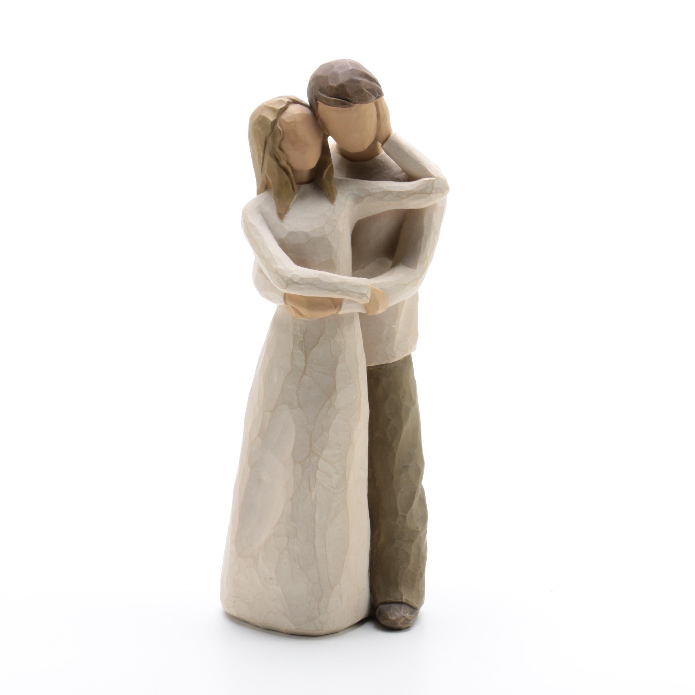 """Willow Tree """"Together"""" Figurine"""