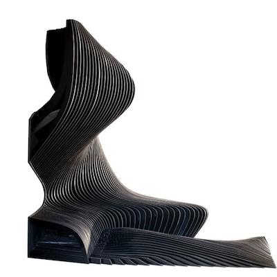 """Zaha Hadid Formica® Chair """"Cirrus"""""""